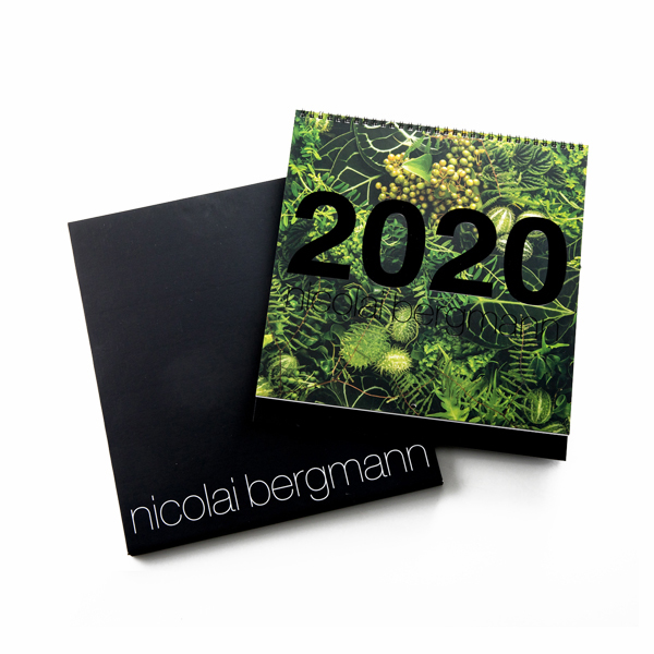 Nicolai Bergmann 2020 Original Calendar (フラワーギフト付き)