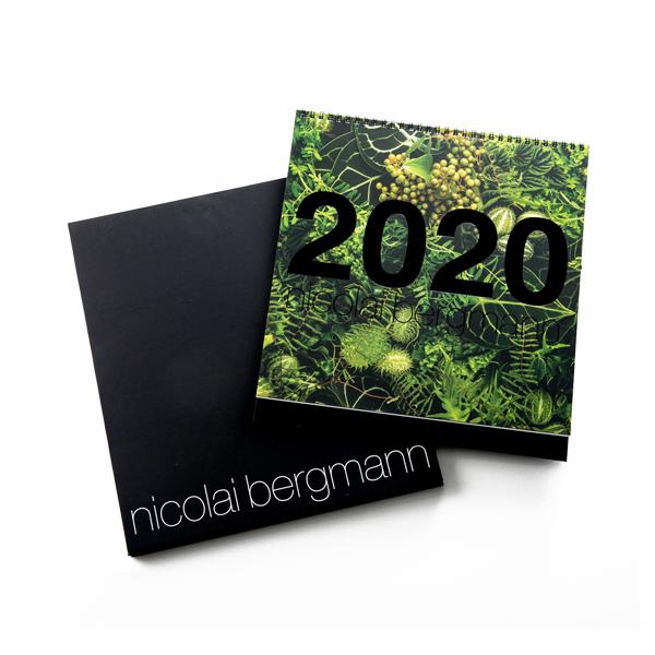 NICOLAI BERGMANN 2020 ORIGINAL CALENDAR