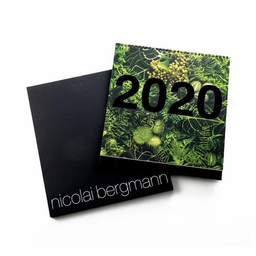 NICOLAI BERGMANN 2020 ORIGINAL CALENDAR image