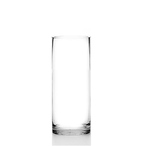 クリアガラスシリンダー