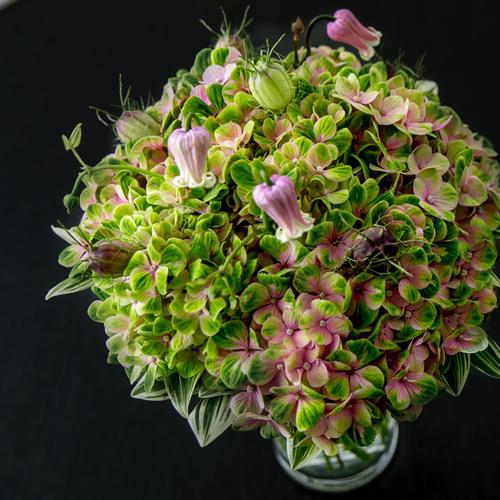 マジカルシリーズ & 季節の花材 Arranged by NB image