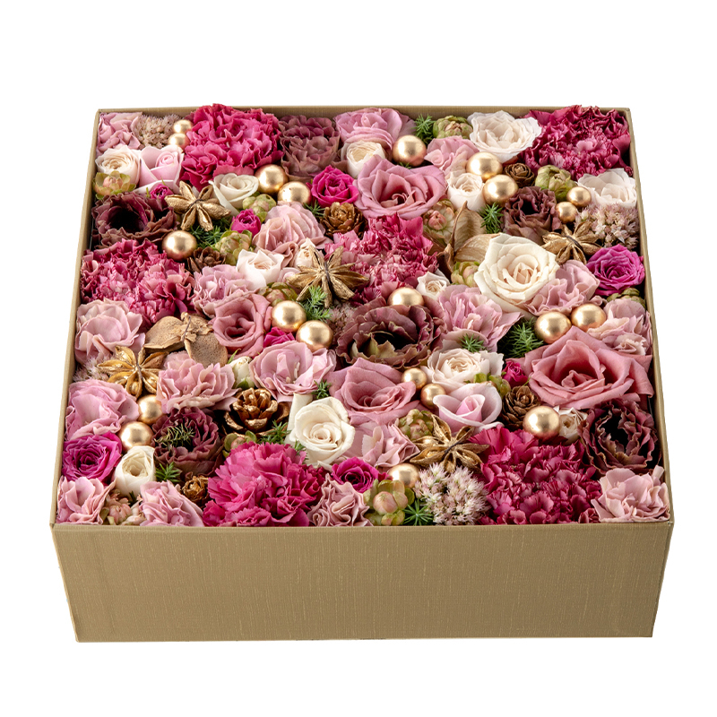 Holiday Blossom (Sweet Pink)
