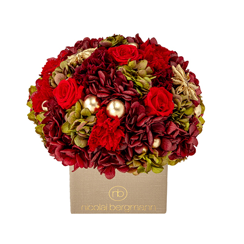Festive Charm Cube (Red Love)