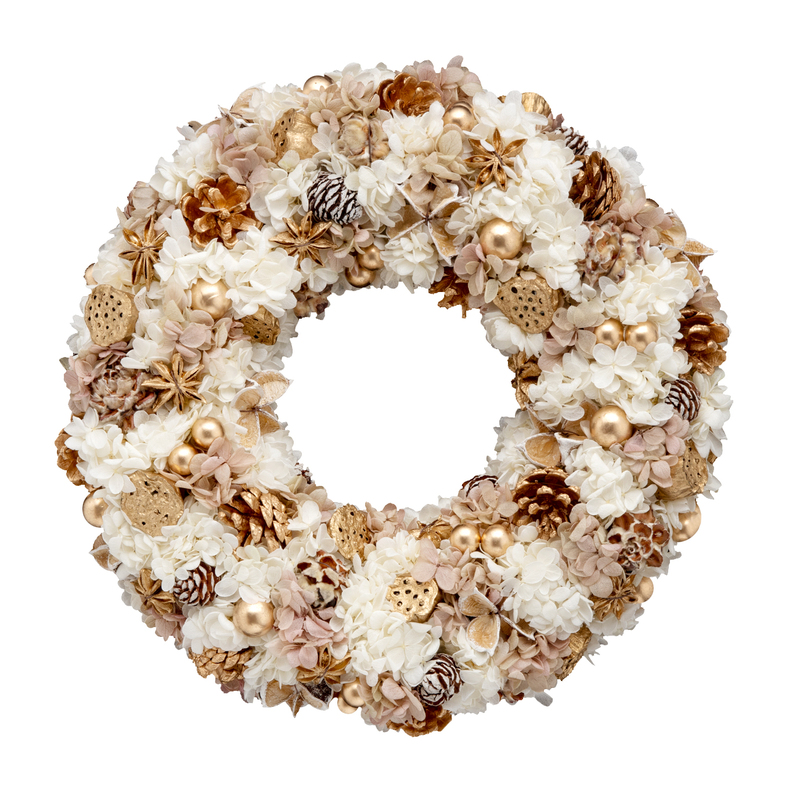 Nordic Snow (Wreath)