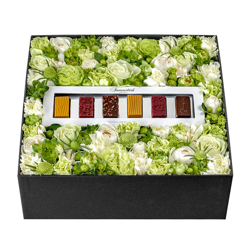 Pamper Box: Green (With Summerbird Tapas) image