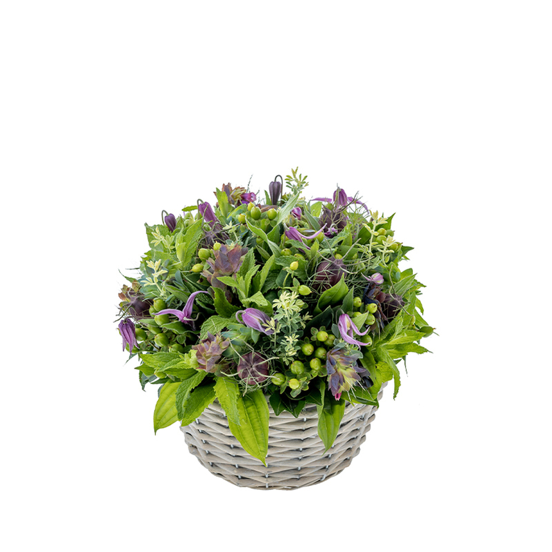 Summer Basket (Mulbery)