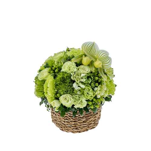 Summer Basket (Emerald) image