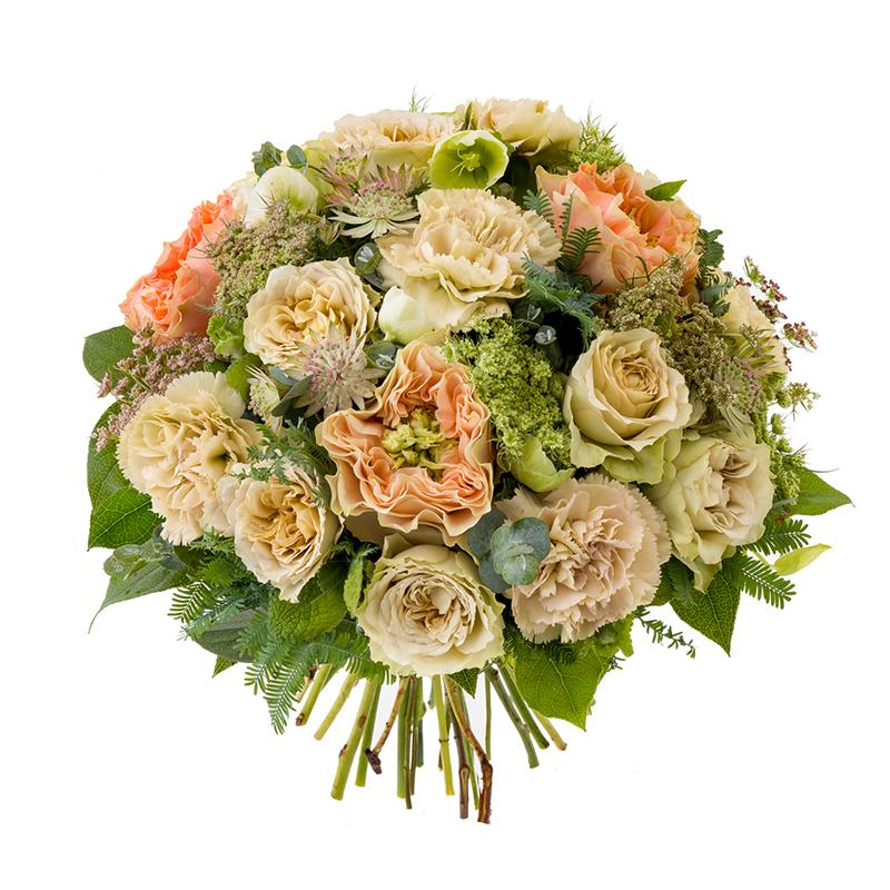 Fall Bouquet (Beige)